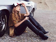 Valerija Sestic #fashion #photo #girl