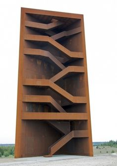 concevoir #architecture #steel #coreten