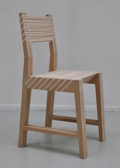 """The Triplette Chair of Paul Menand (In Action)   Yatzerâ""""¢ #menand #triplette #chair #the #wood #paul"""