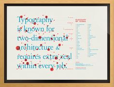 __ #education #glossary #terms #typography