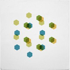 #408 Cubiverse – A new minimal geometric composition each day