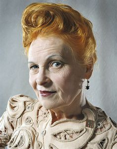 Vivienne Westwood by PEROU #portraits #celebrity #photogrpahy