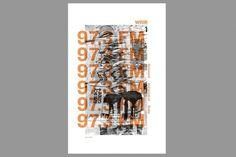 wrir radio : Guilherme #radio #type #experimental #typography