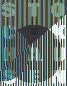 pablo berger - typo/graphic posters #typographic #design