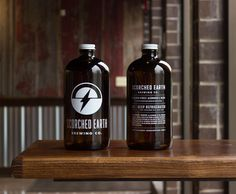 Scorched Earth Brewing Co. by KNOED