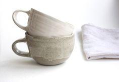 Clam Lab | Stoneware Coffee Mug