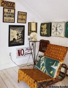 automatism: Sea Shanty #decor #room