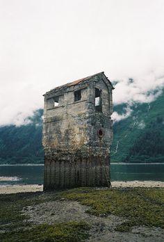 Douglas Island, Alaska from kelsopoo #ruin
