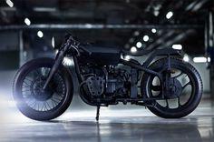 Bandit9 Nero Motorcycle | Hypebeast #cars #motorcycles