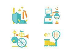 Zoobean Icons