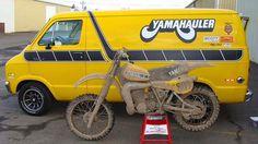 Yamahauler #moto #Yamaha #van