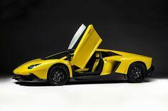 Lamborghini Aventador Anniversario Edition2