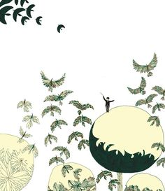 Creative Review - Laëtitia Devernay wins V&A Illustration Awards #illustration