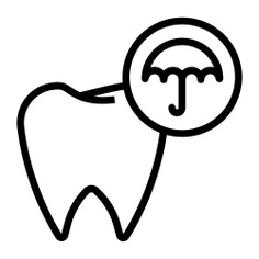 See more icon inspiration related to tooth, dental, teeth, files and folders, healthcare and medical, premolar, prevention, insurance, dentist, security, medical and shield on Flaticon.