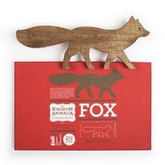 enormouschampion #packaging #design #graphic #fox