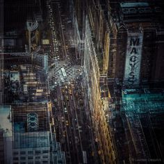 Vibrations urbaines by Laurent Dequick #photography #art