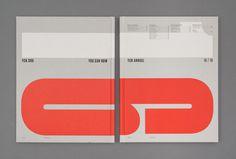 Awesome editorial design #large #minimalist #9 #6