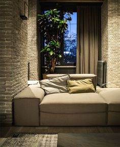 Apartment in Kiev by YoDezeen - #decor, #interior, #home