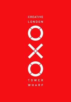 rOxo Tower Wharf. Brand Identity.