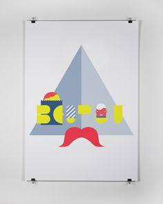 beirut #vector #design #minimal #type #beirut #typography