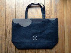 LYS Vintage Shopping Bag inineumann #shopping #neumann #lys #design #graphic #vintage #ini #bag
