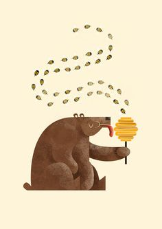 bear #illustration