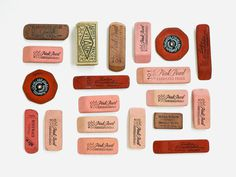 SUBMISSION: Vintage Erasers by Lisa Congdon