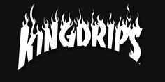 It's never over, until it's done! #inspiration #logos #design #kingdrips #lutzlindemann