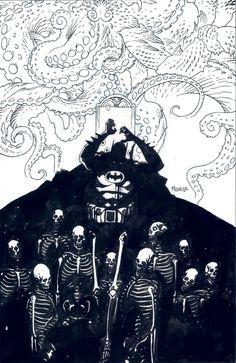 tumblr_m8h3pjdGLo1qzuh0qo1_1280.jpg 707×1,089 pixels #skeletons #batman