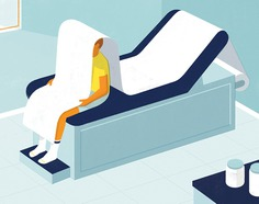 Utah School of Medicine | Why do we lie to our doctors? #illustration