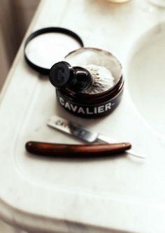 Cavalier #shaving #cavalier