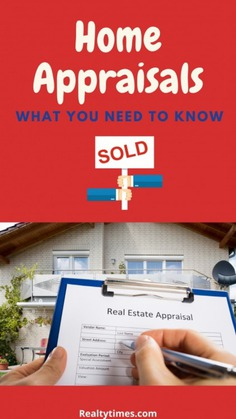 What Should I Know About Home Appraisals