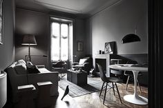 Lotta Agaton: G R E Y #interior #design #decor #deco #decoration