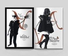 Le Cirque Du Freak #vader #storm #trooper #darth #layout #freak #editorial