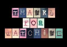 /// Creativ Alphabet /// on Behance #font #typo #typography