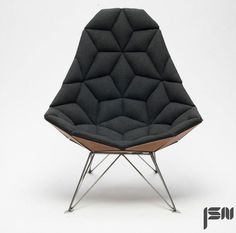 Tile Chair byJonas Søndergaard Nielsen #chair #industrial #product