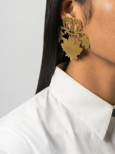 The Maple Earring