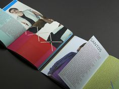 X EDP Premio Novos Artistas on Behance #brochure