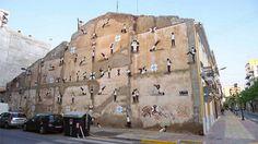 Esclif street art