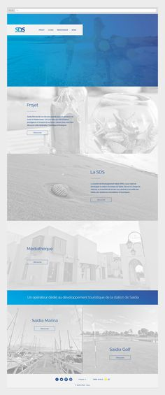 web design, site web