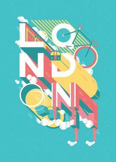 designaemporter:Pablo #london #colour #light
