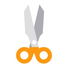See more icon inspiration related to cut, scissors, handcraft, cutting and Tools and utensils on Flaticon.
