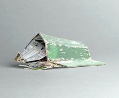 brokenhouses-21 #sculpture #house #art #broken #miniature