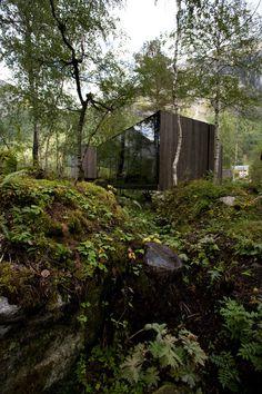 Image Spark dmciv #architecture #wood #glass #houses