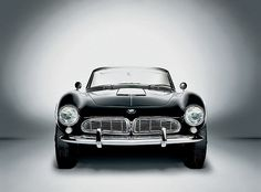 1956 BMW 507 | Flickr - Photo Sharing! #classic #bmw #1956 #black #507