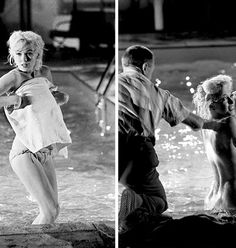 Black and White Celebrity Portraits by Lawrence Schiller #inspiration #photography #celebrity