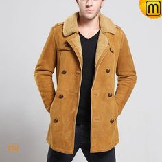 Leather Sheepskin Shearling Coats CW878265 #sheepskin #shearling #coats