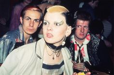 Simon Barker, Soo Catwoman & Marco Pirroni