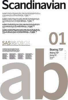 SAS - Stockholm Design Lab #branding #lab #design #graphic #sas #identity #typeface #stockholm