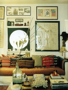 photo #hangings #living #room